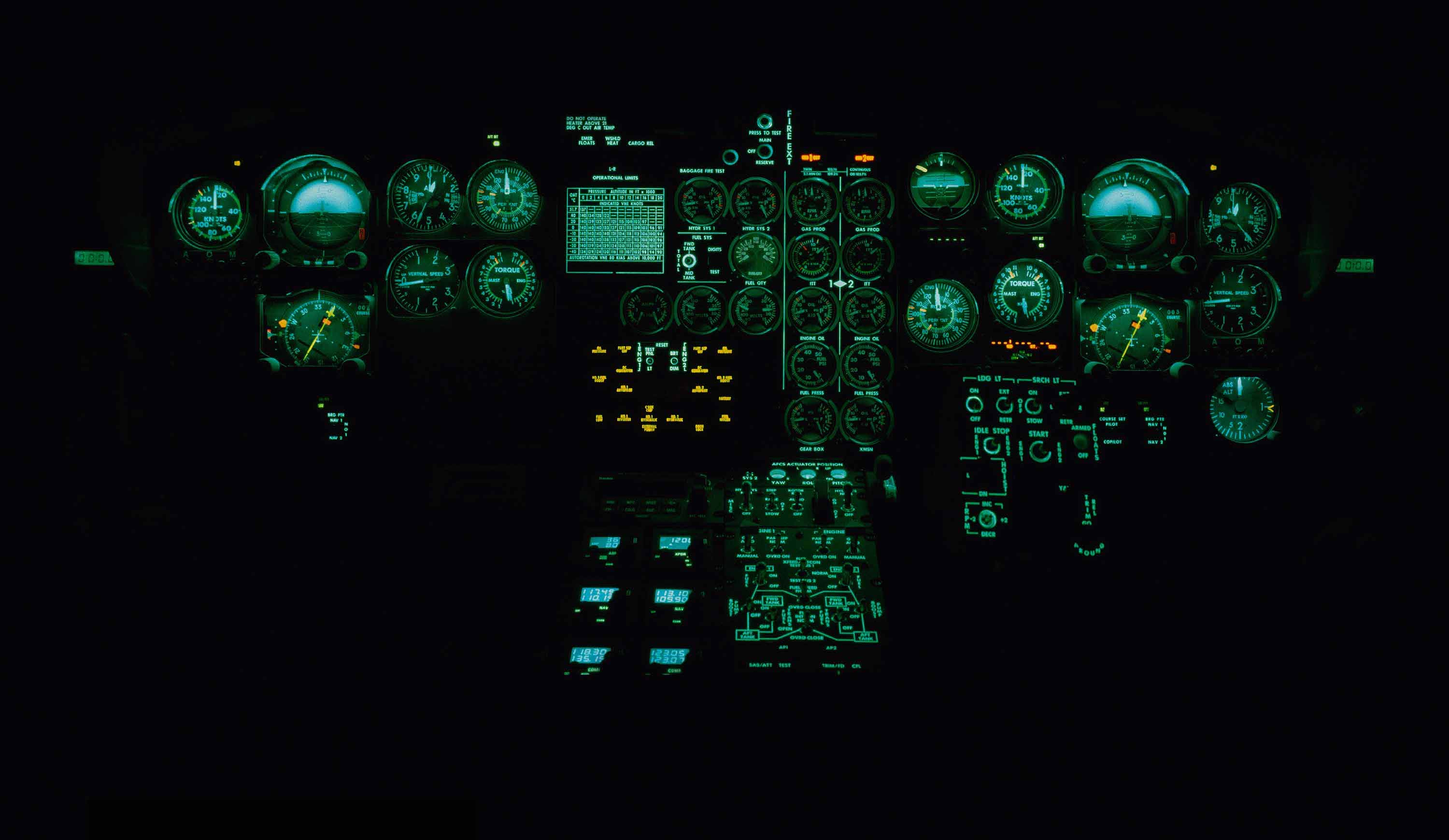 Cockpit Lighting