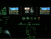 edge lit panels for cessna-208-ex-grand-caravan