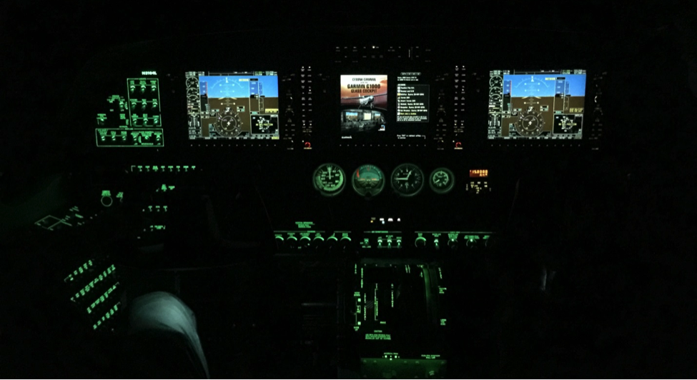 Aerodynamix Achieves Certificate for the Cessna 208 EX Grand Caravan