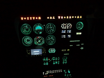 MD Helicopter MD600 NVG Cockpit